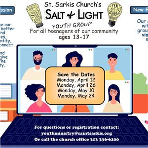 Salt & Light Teen Bible Study